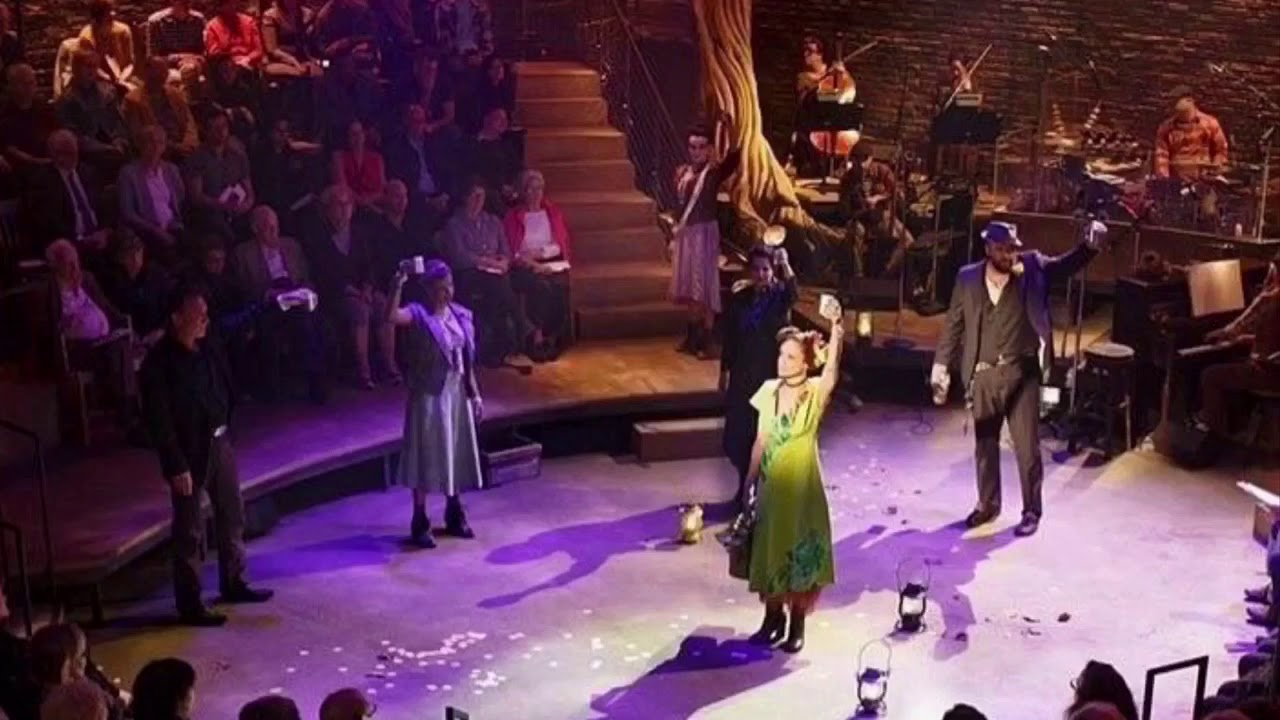 I Raise My Cup To Him cover - Hadestown