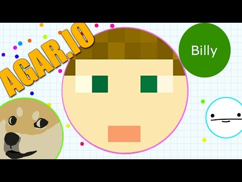AGARIO LET MY FACE EAT YOU - I DID IT! (Agar io) - PakVim