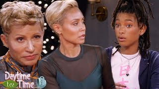 Willow Smith ADMITS to Jada that she wants a THREE WAY relationship with another GIRL & a BOY + MORE