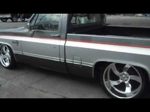85 Chevy TruckshortbedV8  cars amp trucks  by
