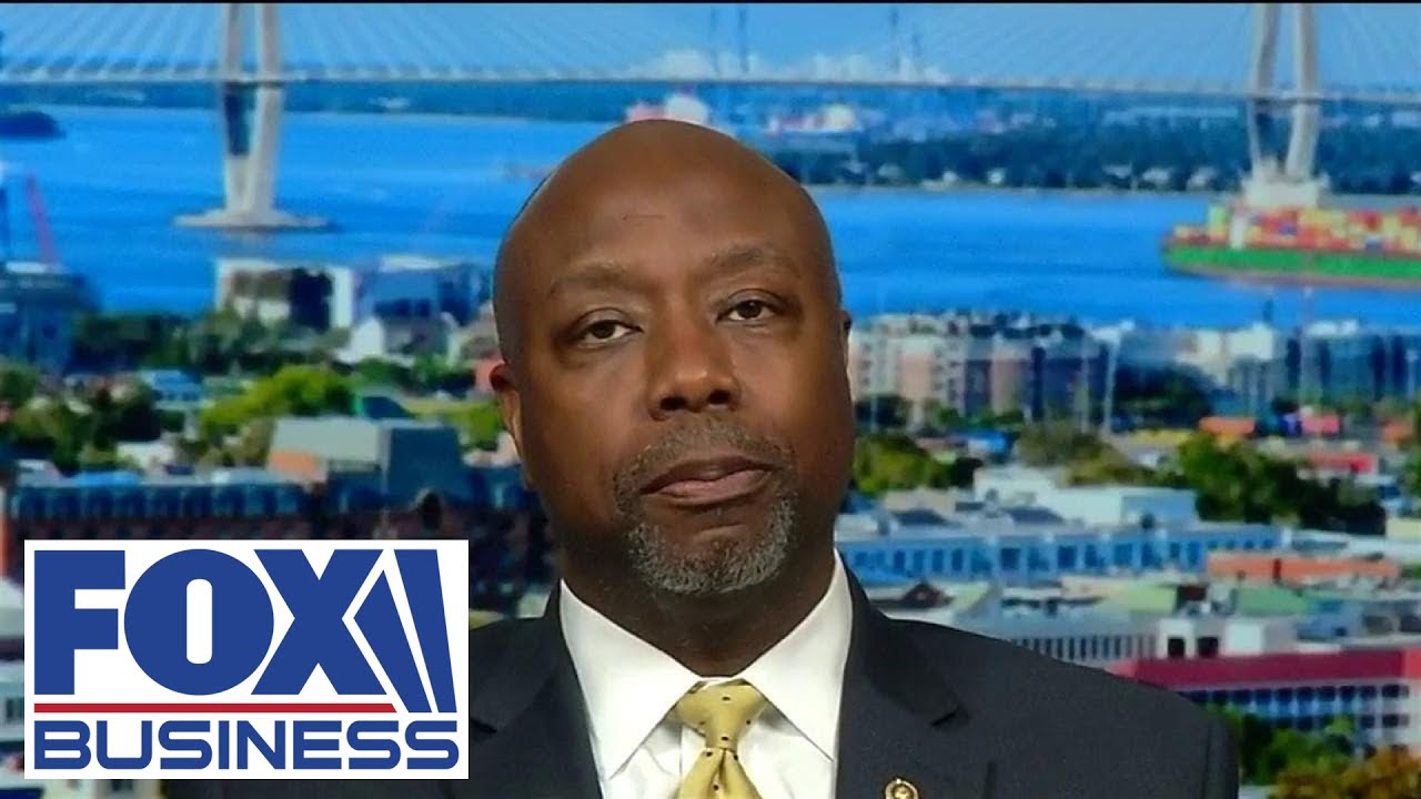 Tim Scott: Protesters, police coming together is 'what makes America great'