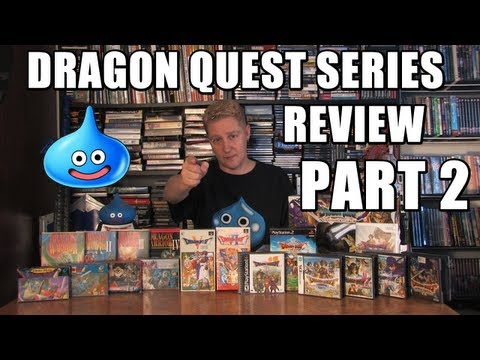 Get DRAGON QUEST SERIES REVIEW PART 2 - Happy Console Gamer Snapshots