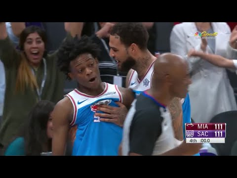 4th Quarter, One Box Video: Sacramento Kings vs. Miami Heat