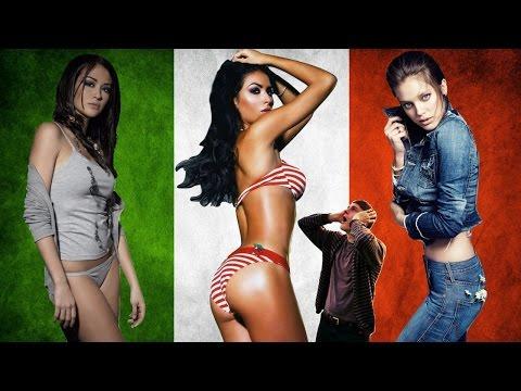 TOP 5 ITALIAN MODELS 🇮🇹 Top 5 Modelle Italiani