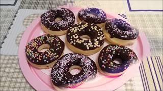 Ciambelle Donuts Ricetta Monsieur Cuisine Connect e Plus