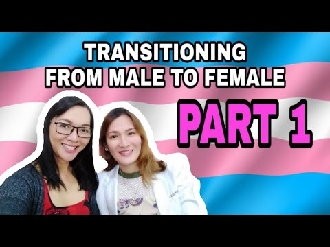 PART 1 / TRANSITIONING FROM MALE TO FEMALE : WHAT YOU NEED TO KNOW