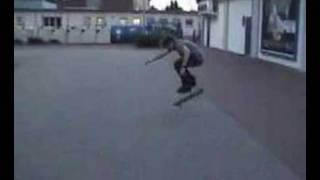 Promo Video (Thomas Wimmer) Flatland and Freestyle