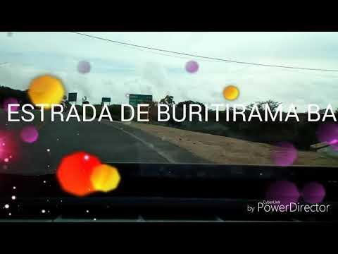 ESTRADA DE BURITIRAMA BA