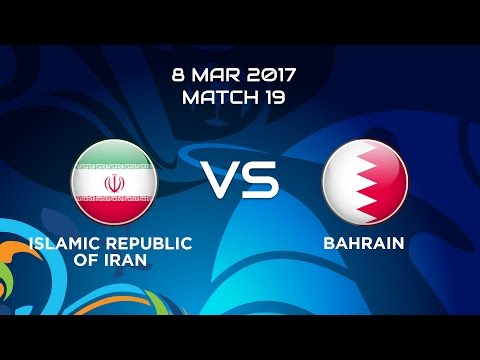 #AFCBeachSoccer2017 - Match 19 Islamic Republic of Iran vs. Bahrain