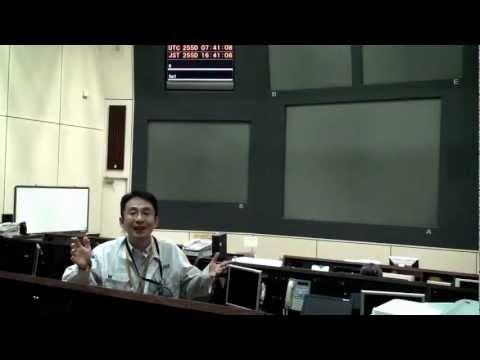宇宙航空研究開発機構  統合追跡ネットワーク技術部 中村 信一さん