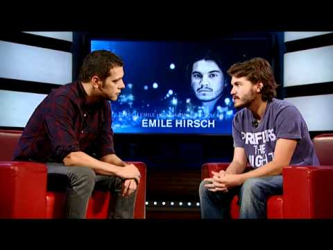 Emile Hirsch On Strombo: Full