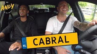 Jerson Cabral - Bij Andy in de auto