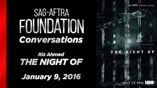 Conversations with Riz Ahmed of THE NIGHT OF