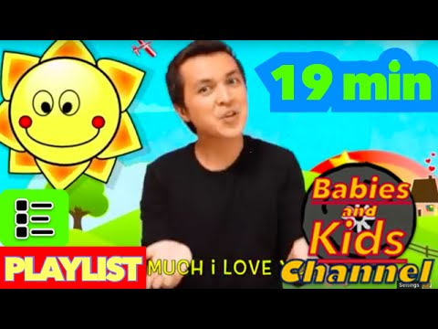 YOU ARE MY SUNSHINE for Children and More Non-stop! | Babies and Kids Channel