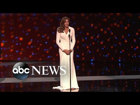 Caitlyn Jenner's Moving Speech at the ESPY Awards | Nightline | ABC News en streaming
