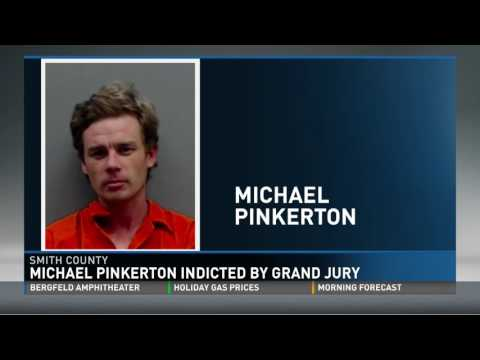 Michael Pinkerton Indicted by Grand Jury
