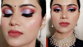 Summer Monsoon PARTY Makeup Full Face Of FOCALLURE MAKEUP हिंदी