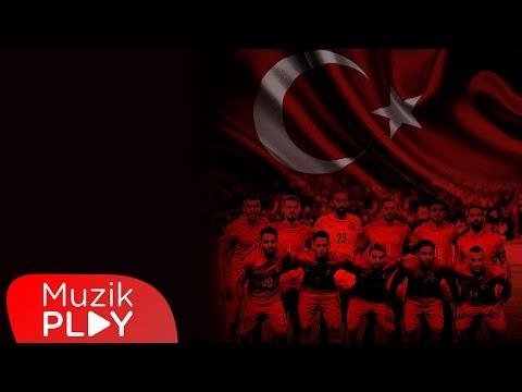 Şerafettin Çaylı & Bedirhan Gökçe - Milli Takım Marşı 2016 (Lyric Video)