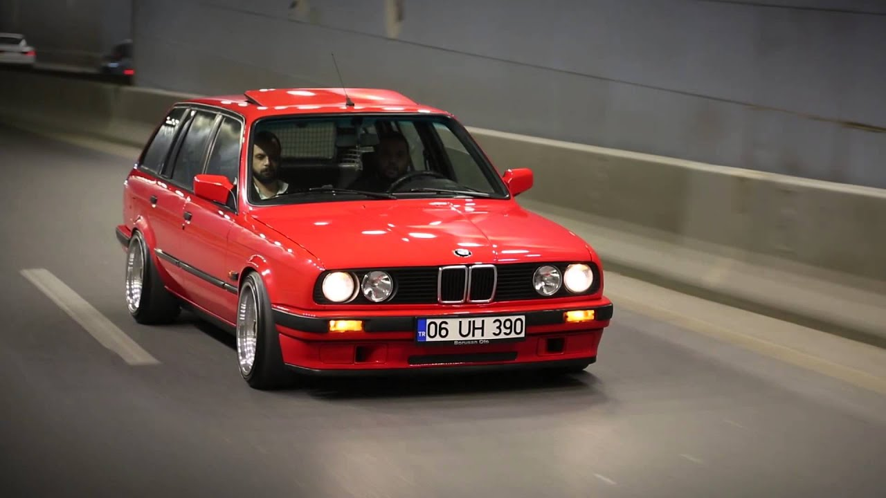 E30 Tourİng Fİlms Youtube