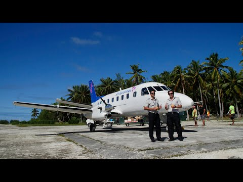 What it's like to be a Pilot for Air Rarotonga