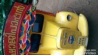 Tata 1210D.  Miniature model..............