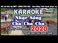 [KARAOKE Nhạc Sống] LK Cha Cha Cha Mới Nhất 2017 - MC Phương Thúy Karaoke Beat