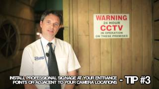 10 TIPS for Effective CCTV for Business and Home Owners
