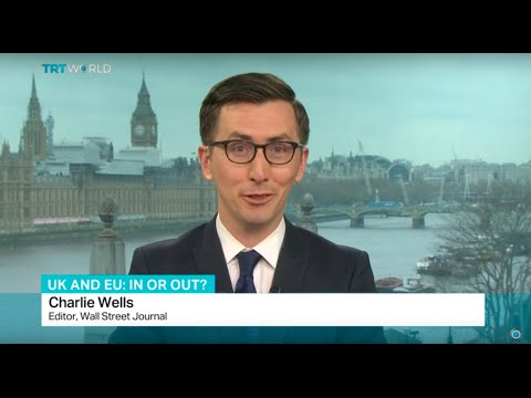 Interview with Charlie Wells from Wall Street Journal on UK and EU relations