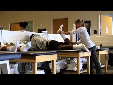 A Day in the Life of Student-Athletes at Utah State University - 2010