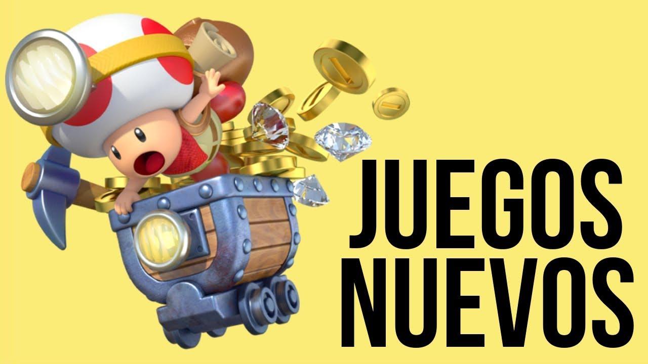 Top 10 Juegos Nuevos Para Ps4 Xbox One Y Nintendo Switch Julio