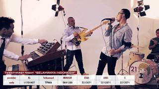TWENTYFIRST NIGHT - SELAMANYA IINDONESIA  (Official Music Video)