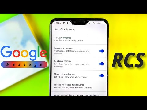 Enable Google Message RCS Feature On Any Phone In India | Google Message Chat Features | Techy Lens