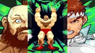 Marvel vs Capcom ~ Jin & Zangief【TAS】