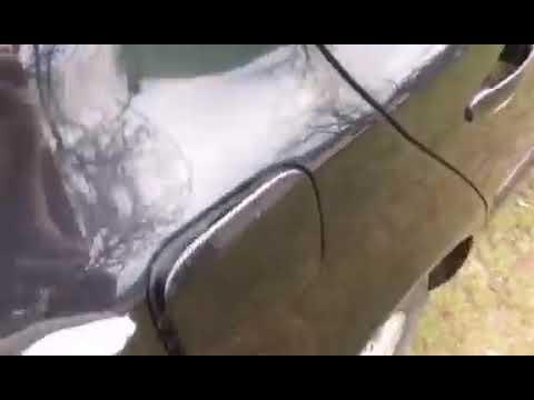Снять крышку бензобака Skoda Octavia A5