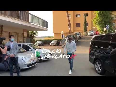 Calciomercato Lazio, visite mediche per Andreas Pereira