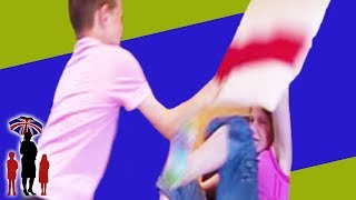 Shocking Moment Mom Locks Son In At Bedtime | Supernanny