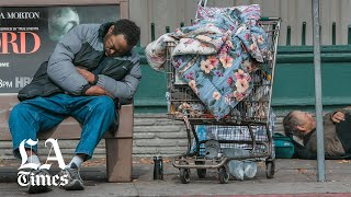 95% of residents say homelessness is L.A.'s biggest problem, poll finds. 'You can't escape it'