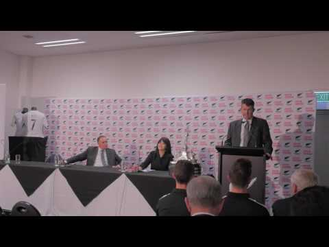 New Zealand Football announce partnership with ISPS Handa. Full Press conference
