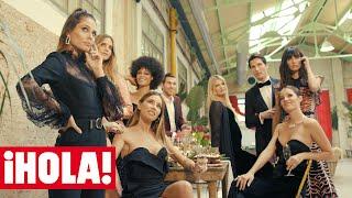 Malena Costa, Cristina Tosio, Coral Simanovich... un brindis con los rostros de moda, en ¡HOLA!