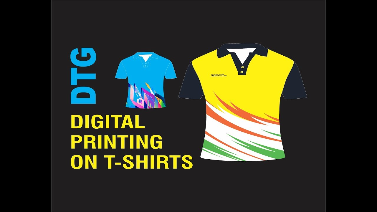 Direct To Garment Printing In Delhi Dtg In Delhi T Shirt Printing