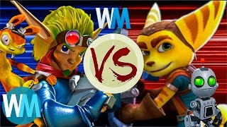 Ratchet & Clank VS. Jak & Daxter!: Mascot Showdown
