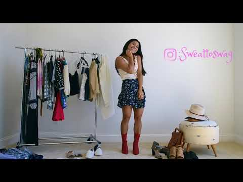 Summer Work Wear | How To Style | TRANSITION Your Work Clothes Into Everyday And Night Outfits