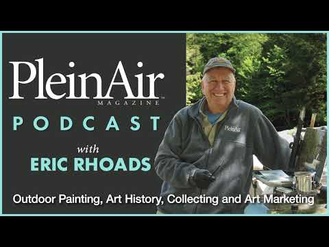 PleinAir Podcast 157: Attorney Sam P. Israel On Copyright Law For Artists