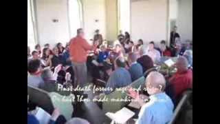 Sacred Harp 547 Granville Wisc 2013