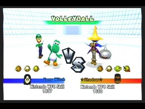 Mario Sports Mix Online: Volleyball Game 25