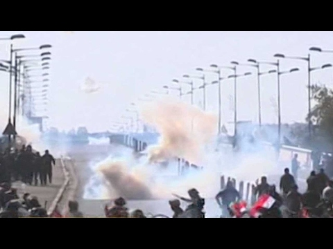 Seven killed as protest in Baghdad's Green Zone turns violent