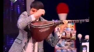 Saz Lambada Dashqin Genceli Remix  2015 , Bir Konulden '    �����