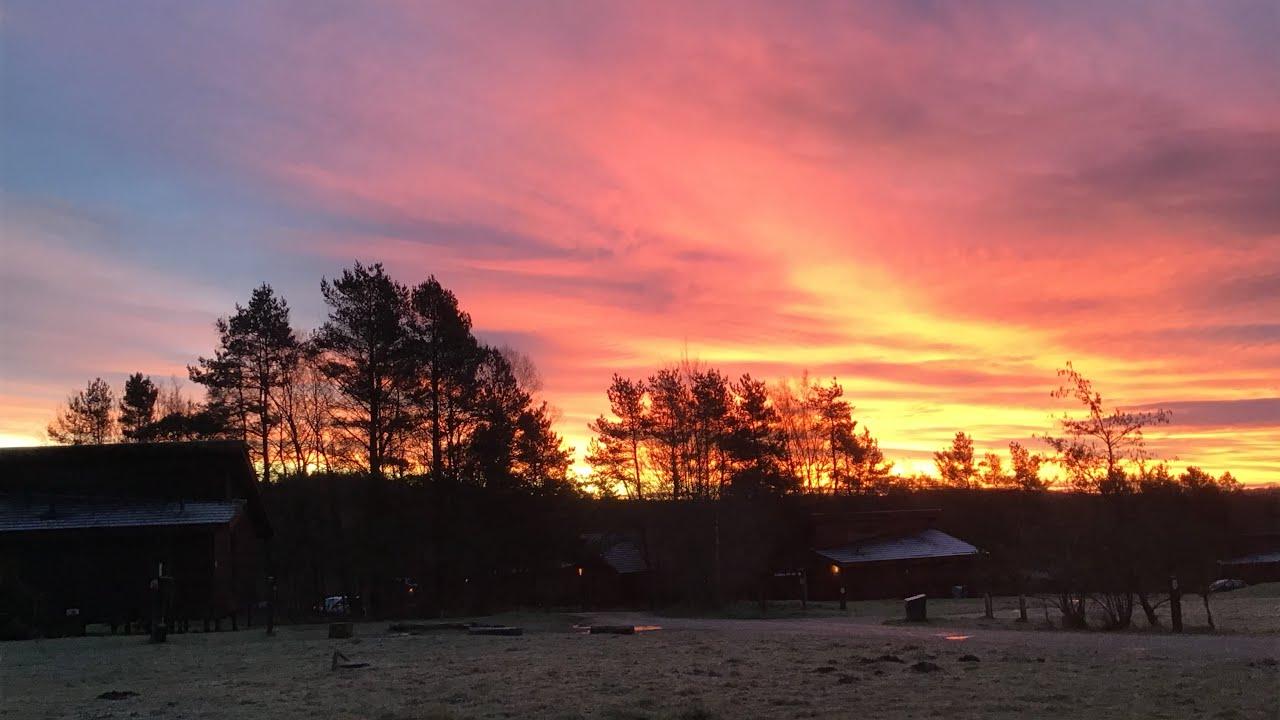 Forest Holidays Cropton log cabin tour