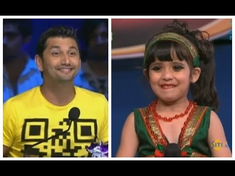 MOST ADORABLE DANCE Performance Of Diya Dua - DID L'il Masters