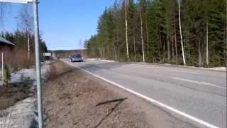 Ford Galaxie 500XL 2d fastback -65, 466cid burnout